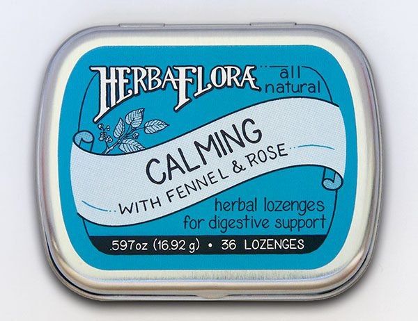 Herba Flora Calming package top