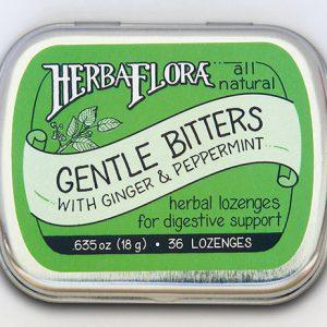 Herba Flora Gentle package top
