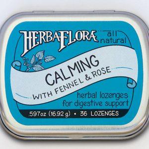 Herba Flora Calming package top