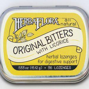 Herba Flora Original package top